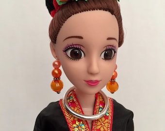 Hmong Doll - Miss October