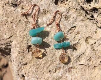 Erie Crystal Earrings