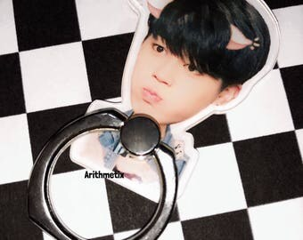BTS jimin Phone Ring Stand Finger Grip 113