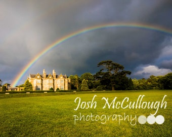 Muckross House, County Kerry, Irish Decor, Fine Art Photo Print, Wall Art