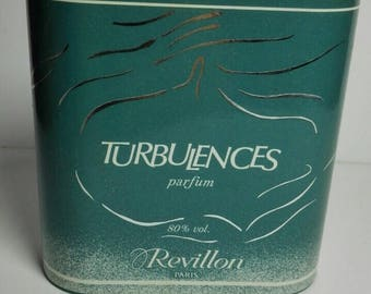 Turbulences parfum Revillon 15ml, vintage France 1981's