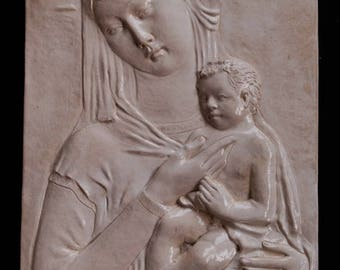 Madonna and child by Umberto Corsucci