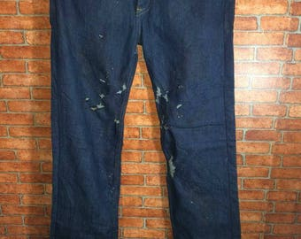 Rare!!!! Vintage Levi's Big E Made in Usa 60s-70s