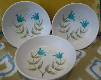 Franciscan Tulip Time Small Fruit Bowl