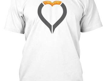 OverLove ; T-shirt Up to 2XL Overwatch game logo - Hanes Tagless Tee T-Shirt