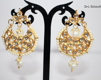 Indian Kundan Jewelery/Artificial Jewelery/Bollywood Fancy Jewelery - A118