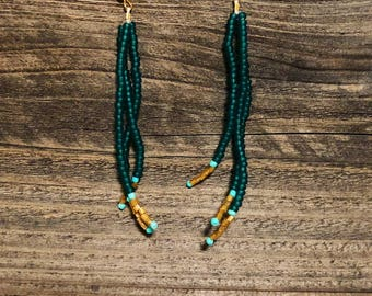 The Green River Earring
