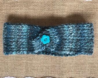 Girls Knitted Headbands