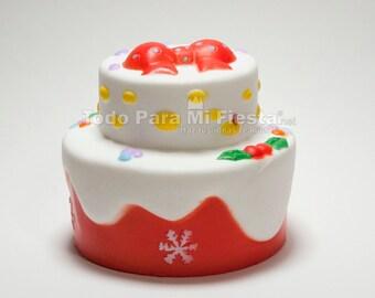 Jumbo Squishy Ice Cream Fruit Cake Jumbo Squishie Slow Rising Squishy Low Scented Jumbo Cake Squishy