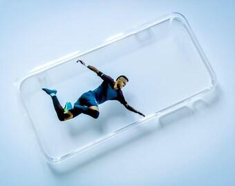 Neymar PSG Brazil Football Soccer Phone Cover/Case For iPhone 5 5c 6 Plus 7 8X X