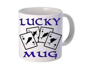 Lucky Fish Mug