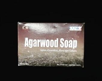 Agarwood Soap