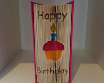 Happy Birthday - Cupcake