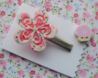 Summer Garden Hair Clips