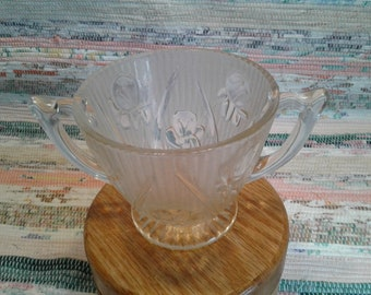 IRIS sugar bowl