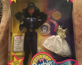 Police Officer Barbie