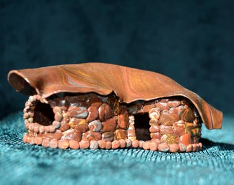 Mini Clay House