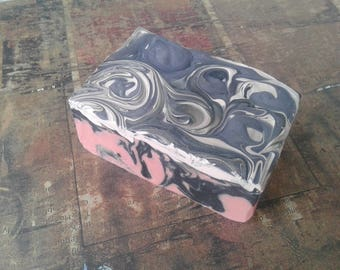 Pink Sweetie Soap,Cold Process Soap,Handmade Soap