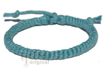Gin hemp Caterpillar bracelet or anklet