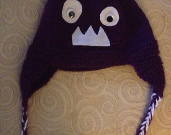 Purple People Eater Hat