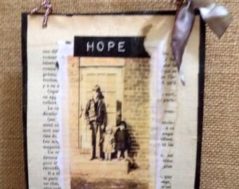 vintage gift tags