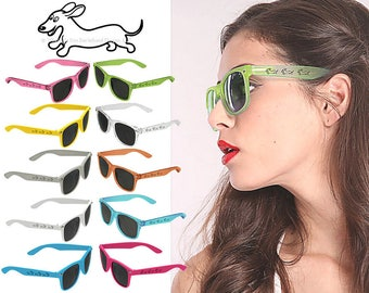 Dachshund Dox-Sun Sunglasses