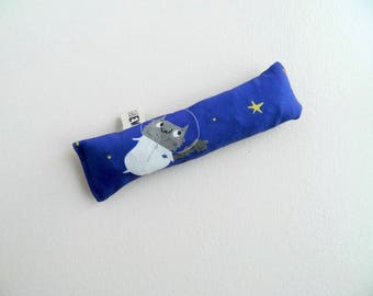 Space Cat  Crisp Organic Catnip Crinkle Cat Toy For Mew
