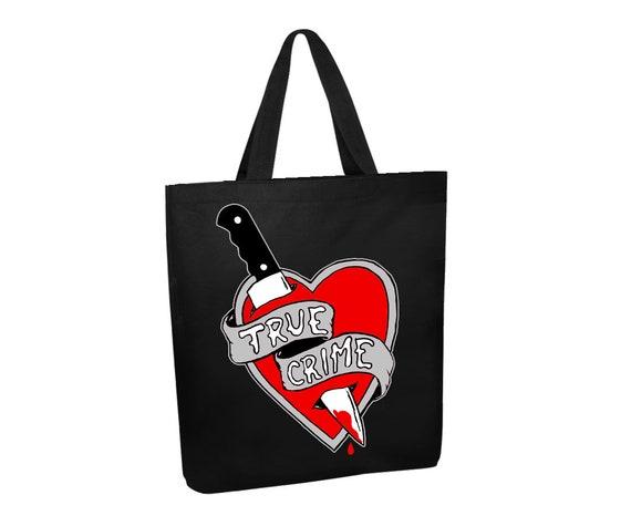 PRESALE - TRUE CRIME Tote Bag