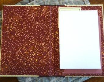 Decorative Notepad Holder