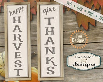 Thanksgiving svg - Harvest svg - harvest sign svg - thanksgiving sayings svg - thanksgiving svg bundle - Commercial use svg, dfx, png, jpg