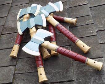 Viking Explorer Wooden Toy Axe