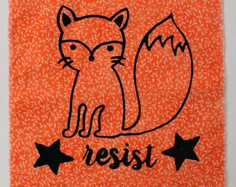 fox and stars resist patch