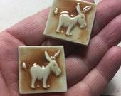 Mosaic Tile Ceramic Porcelain Donkey Your Choice