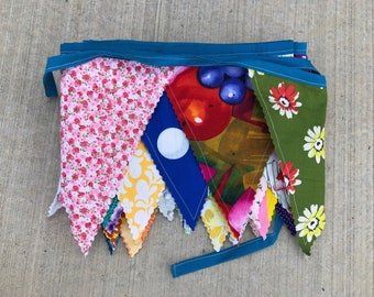 Party pennants- large flags, 12 ft.