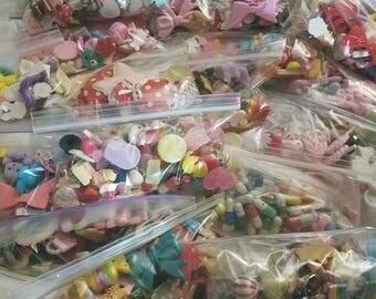 DESTASH Bags of RandomCabochons (Buy 2 Get 1 Free)