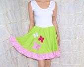 My Little Pony Fluttershy Equestria Girls Dress Cosplay Costume Adult MTCoffinz - Reserved for Fluttershy69420