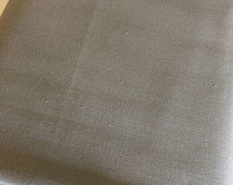 Essex Linen, Essex Linen in Steel, Apparel Fabric, Quilt fabric, Cotton fabric, Linen Blend fabric, Linen fabric, Essex in Steel