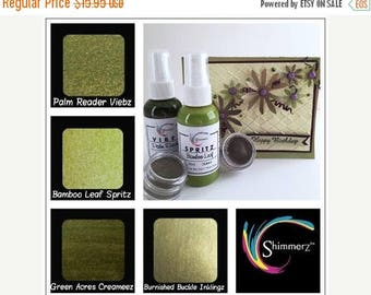 NOW ON SALE Shimmerz Tonez Earth Set of Spritz and Paints, 4 pc
