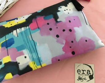 the 'Play' art studio clutch