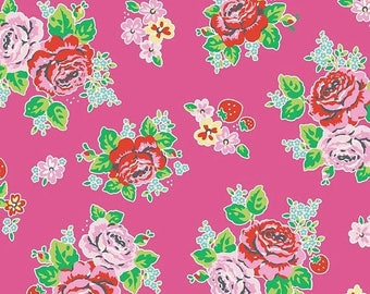 20EXTRA 25% OFF Elea Lutz Strawberry Biscuit Main Hot Pink