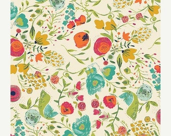 ON SALE Abloom Fusions by Art Gallery Fabrics - Budquette