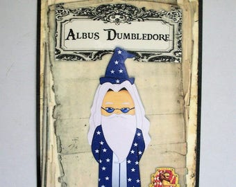 HARRY POTTER Postcard Size - 4 x 6 - Set of 10  - Whimsical  - Wall Art -or Decorations - HP 769