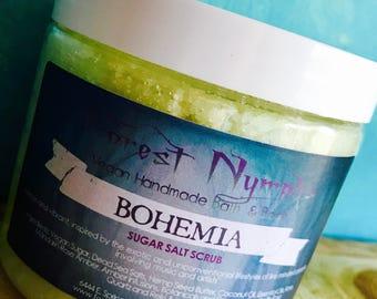 Bohemia Body Scrub for Summer