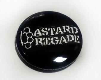 Bastard Brigade 1 inch Button