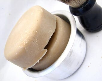 Country Apple Goats Milk Shaving Soap 5oz- All Natural Soap, Homemade Soap, Handmade Soap, Handcrafted Soap, Goats Milk Soap, Cold Processed