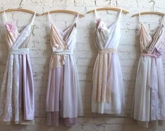 Final Payment for Erin Kruckenberg's Custom Bridesmaids Dresses & Flower Girl Dress