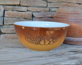 Pyrex Old Orchard Mixing Bowl #403