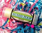 Easter Lip Balm, Bunny Poop Lip Balm, You Choose Flavor, Phthalate Free, Easter Lip Balm, Easter Basket Stuffer, Gag Gift, Party Favor
