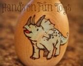 Triceratops- Dinosaur Egg