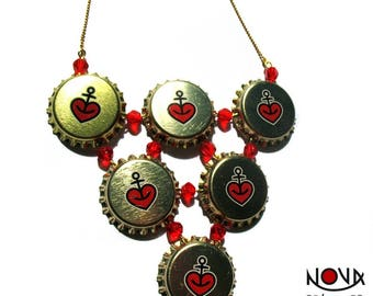 Berlin necklace * ROYAL * #1 ASTRA capsules